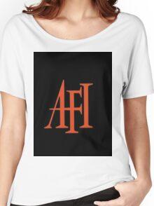 AFI Women's Relaxed Fit T-Shirt