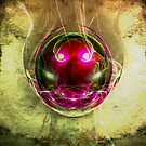 In the sphere - The face by Ronny Falkenstein - 2