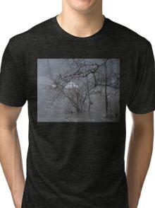 Gumballs Above the Winter Flood Tri-blend T-Shirt