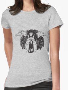 Studio Ghibli Womens Fitted T-Shirt