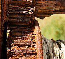 Winch no more, Hook Head, County Wexford, Ireland by Andrew Jones