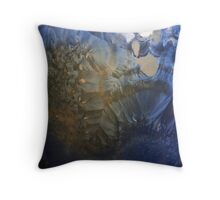 At the end ... Throw Pillow
