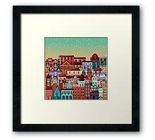Homes Framed Print