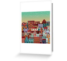 Homes Greeting Card