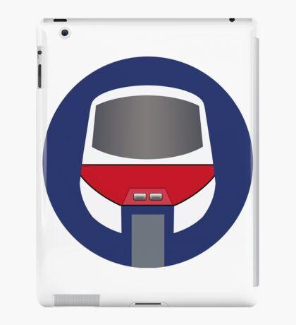 Monorail Logo iPad Case/Skin