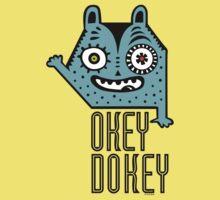 Okey Dokey Monster Kids Clothes