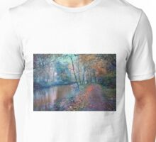 In the stillness of the Morning Unisex T-Shirt