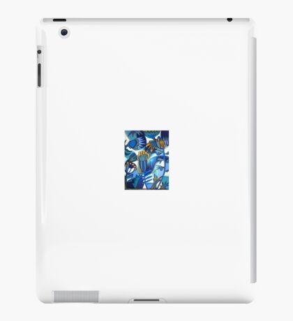 Stems And fronds iPad Case/Skin