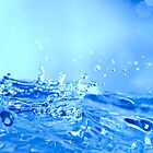 Drop 18 ~ Water Photography by Sabine Jacobs