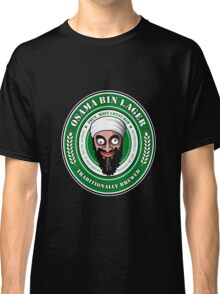 Osama Bin Lager Classic T-Shirt