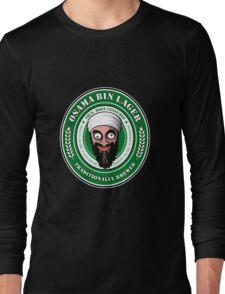Osama Bin Lager Long Sleeve T-Shirt