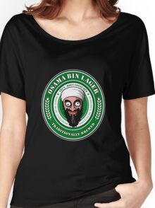 Osama Bin Lager Women's Relaxed Fit T-Shirt