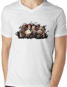 Borderlands Characters Mens V-Neck T-Shirt