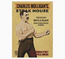 Charles Mulligan's Steak House Kids Clothes