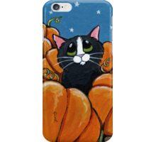 The Pumpkin Patch iPhone Case/Skin