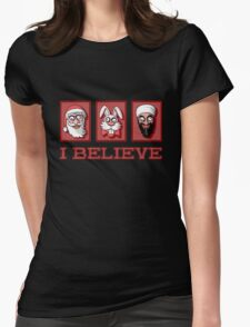 I believe Womens Fitted T-Shirt