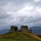 Ruthven Barracks Kincraig by albyw