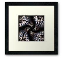 Agglomeration Framed Print