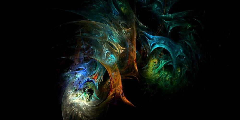 Fairy Tale Forest #1 by Benedikt Amrhein