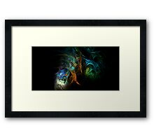 Fairy Tale Forest #1 Framed Print