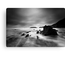 Marloes in Mono Canvas Print