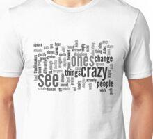 Think Different Unisex T-Shirt