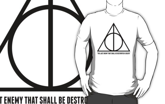 deathly hallows and death by lunalovegood
