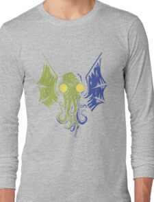 Cthulhu in the Depths Long Sleeve T-Shirt