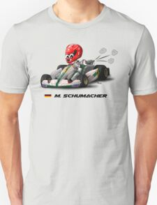 M.Schumacher Tony Kart T-Shirt