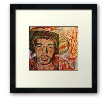 Nat Framed Print