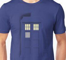 MinimalisTardis Unisex T-Shirt