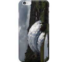 Grey Skies Over The Eden Project iPhone Case/Skin