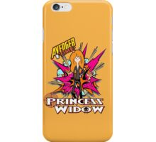 Princess widow - Avenger Time iPhone Case/Skin