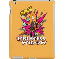 Princess widow - Avenger Time iPad Case/Skin