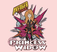 Princess widow - Avenger Time One Piece - Long Sleeve