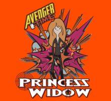 Princess widow - Avenger Time Kids Tee