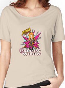 Princess widow - Avenger Time Women's Relaxed Fit T-Shirt