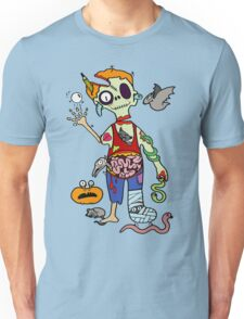 Zombie is back! Unisex T-Shirt