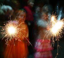 Sparklers by NiallMcC