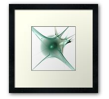 Splash Framed Print