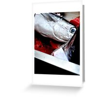 Kill fish! Greeting Card