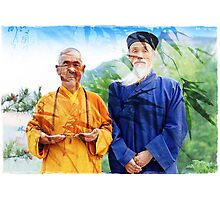 ~ Zen & Tao ~ Photographic Print