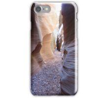 White Canyon Slot, Utah iPhone Case/Skin