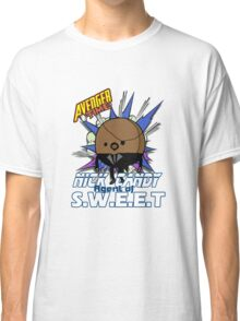 Nick Candy Agent of S.W.E.E.T - Avenger Time Classic T-Shirt