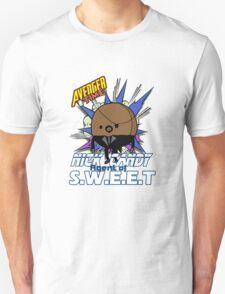 Nick Candy Agent of S.W.E.E.T - Avenger Time Unisex T-Shirt