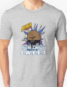 Nick Candy Agent of S.W.E.E.T - Avenger Time Unisex T-Shirt