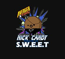 Nick Candy Agent of S.W.E.E.T - Avenger Time T-Shirt