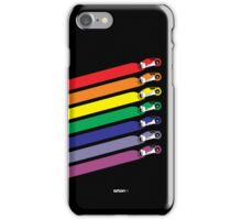 Race The Rainbow (iPhone Case) iPhone Case/Skin