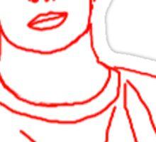 James Cook; Red Sticker