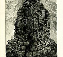 Broken Tower by Neil Moore